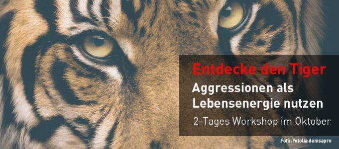 Aggressionen als Lebensenergie nutzen – 2-Tages Workshop im Oktober