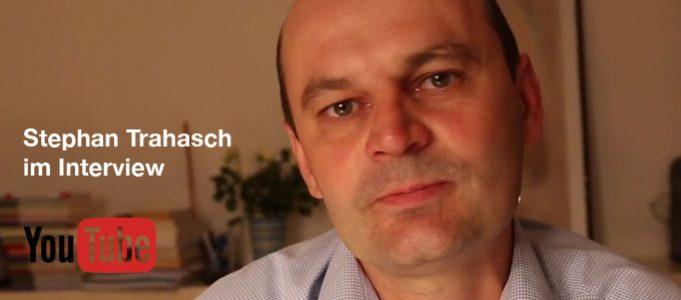 Stephan Trahasch über seine Beirats-Arbeit für Peter Bremicker